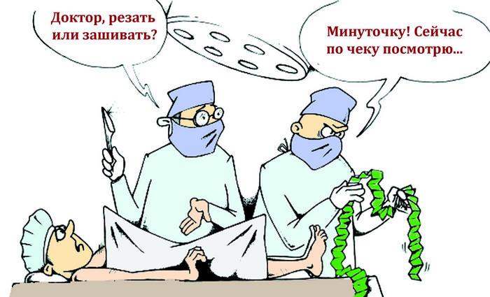 медицина сша