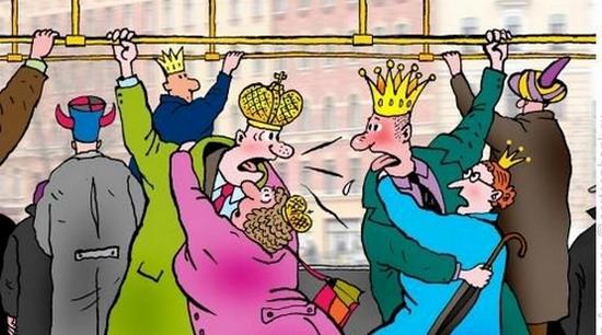 принцы автобусные
