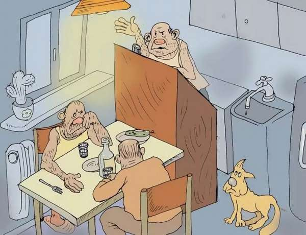 кухонные дебаты