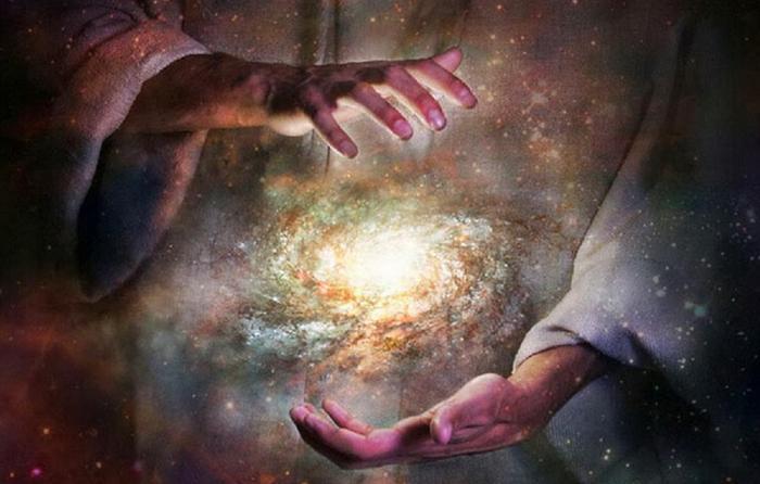 бог и вселенная