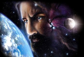 христос и земля